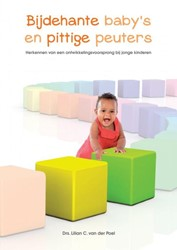 Bijdehante baby's en pittige peuter -Herkennen van een ontwikkeling svoorsprong bij jonge kinderen Van der Poel-de Schipper, Lilian