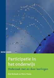Participatie in het onderwijs -onderzoek met en door leerling en Verbeek, Gijs