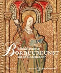 Middeleeuwse borduurkunst uit de Nederla Leeflang, Micha