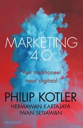Marketing 4.0 -van traditioneel naar digitaal Kotler, Philip