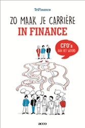 Zo maak je carriere in finance - CFO&apo Degrande, Geert