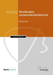 Hoofdzaken socialezekerheidsrecht Klosse, Saskia