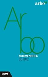 Arbonormenboek 2018/2 Koenders, Henk