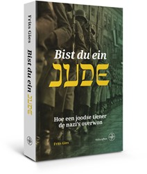 Bist du ein Jude? -het boek dat nooit afkomt Gies, Frits
