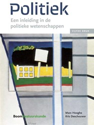 Politiek -Een inleiding in de politieke wetenschappen Hooghe, Marc