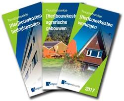 (Her)bouwkosten bedrijfspanden -taxatieboekje
