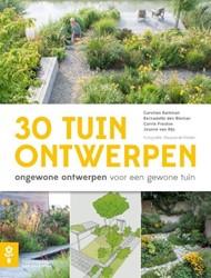 30 Tuinontwerpen -ongewone ontwerpen voor gewone tuinen Barkman, Carolien