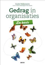 Gedrag in organisaties (herziene editie) -de basis Valkeneers, Guido