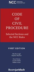 Code of Civil Procedure -Selected Sections and the NCC Rules