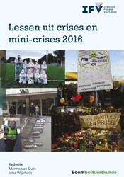 Lessen uit crises en mini-crises