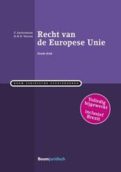 Recht van de Europese Unie Amtenbrink, F.