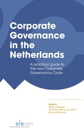 Corporate Governance in the Netherlands -a practical guide to the new C orporate Governance Code