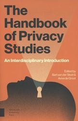 The Handbook of Privacy Studies -An Interdisciplinary Introduct ion Groot, Aviva de