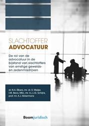 Slachtofferadvocatuur -de rol van de advocatuur in de bijstand van slachtoffers van Elbers, N.A.