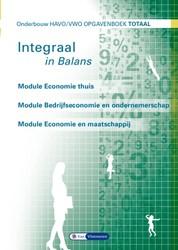 Integraal in Balans (Bedrijfs)economie Bielderman, Ton