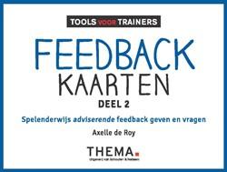 Feedbackkaarten deel 2 -adviserende feedback geven en vragen Roy, Axelle de