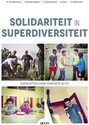 Solidariteit in superdiversiteit Schuermans, Nick