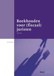 Boekhouden voor (fiscaal) juristen Nijholt, Margreet