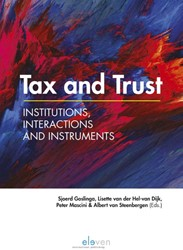 Tax and Trust -Institutions, Interactions and Instruments