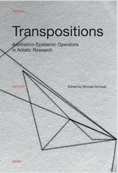 Orpheus Institute Series Transpositions -Aesthetico-Epistemic Operators in Artistic Research