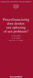 Procesfinanciering door derden: een oplo Philips, R.J.