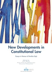 New Developments in Constitutional Law -Essays in honour of Andras Saj o