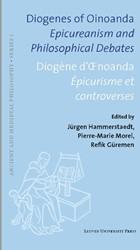 Diogenes of Oinoanda . Diogene d'On -epicureanism and philosophical debates . Epicurisme et con