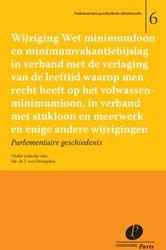 Wijziging Wet minimumloon en minimumvaka