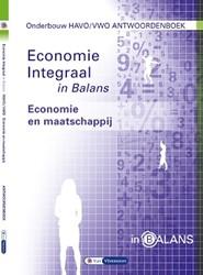 Integraal in balans -onderbouw havo/vwo Bielderman, Ton