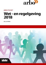 Arbo Pocket Wet- en regelgeving 2018 Popma, Jan