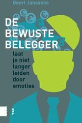 De bewuste belegger, Laat je niet langer -Laat je niet langer leiden doo r emoties Janssens, Geert