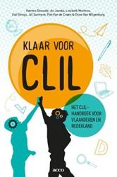 Klaar voor CLIL - Het CLIL-handboek voor -het CLIL-handboek voor Vlaande ren en Nederland Martens, Liesbeth