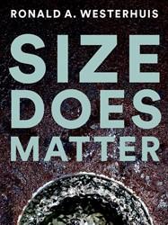Ronald A. Westerhuis -Size does matter Keuning, Ralph
