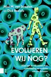 Evolueren wij nog?, Alles wat je wilt we -alles wat je wilt weten over o ntwikkeling en evolutie van on Straalen, Nico M. van