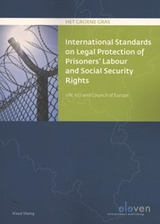 International Standards on Legal Protect -UN, ILO and Council of Europe Shang, Xixue