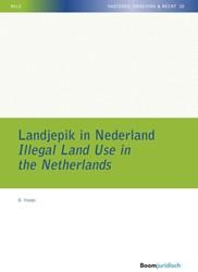 Landjepik in Nederland / Illegal Land Us Hoops, B.