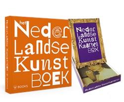 Nederlandse Kunstboek en Kunstkaartenbox Pieterse, Din