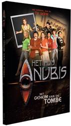 Anubis leesboek 2 Het geheim van de tomb Verhulst, Gert