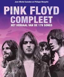 Pink Floyd compleet -Het verhaal van de 179 songs Guesdon, Jean-Michel