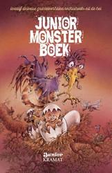 Junior monsterboek -twaalf duivelse griezelverhale n, geschreven met bloed en tra Braeckeleer, Nico De