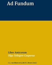 Ad Fundum -liber Amicorum Olga Tellegen-C ouperus
