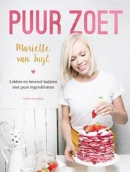 Puur zoet -lekker en bewust bakken met pu re ingredienten Tuyl, Mariette van
