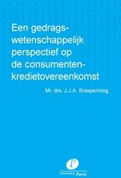 Een gedragswetenschappelijk perspectief Braspenning, J.J.A.