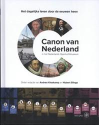 Canon van Nederland in het Nederlands Op -van hunebed tot heden