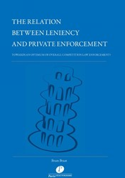 The Relation Between Leniency and Privat -Towards an Optimum of Overall Competition Law Enfocement? Braat, B.