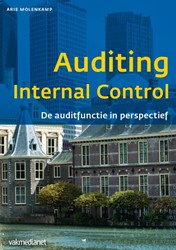 Auditing internal control -de auditfunctie in perspectief Molenkamp, Arie