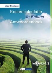 BKC Module Kostencalculatie in Balans An Vlimmeren, Sarina van