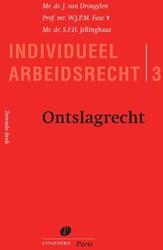 Serie Individueel Arbeidsrecht Ontslagre Drongelen, J. van