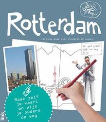 Rotterdam -reis-doe-boek voor kinderen e n ouders Bertus, Robin