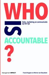 Who is accountable -toerekenbaarheid tussen sales, marketing en communicatie Beusekom, Werner van